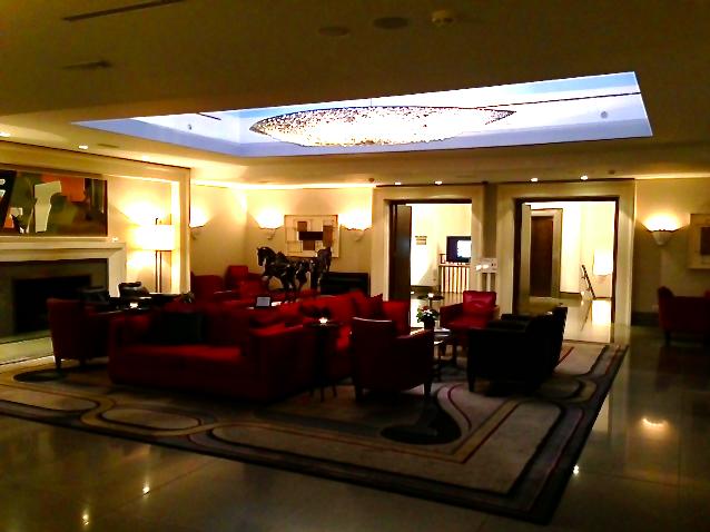 The augustine prague hotel reviews for Augustine hotel prague